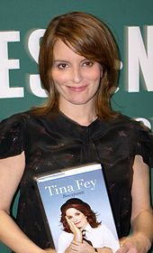 Tina Fey Bossypants Review