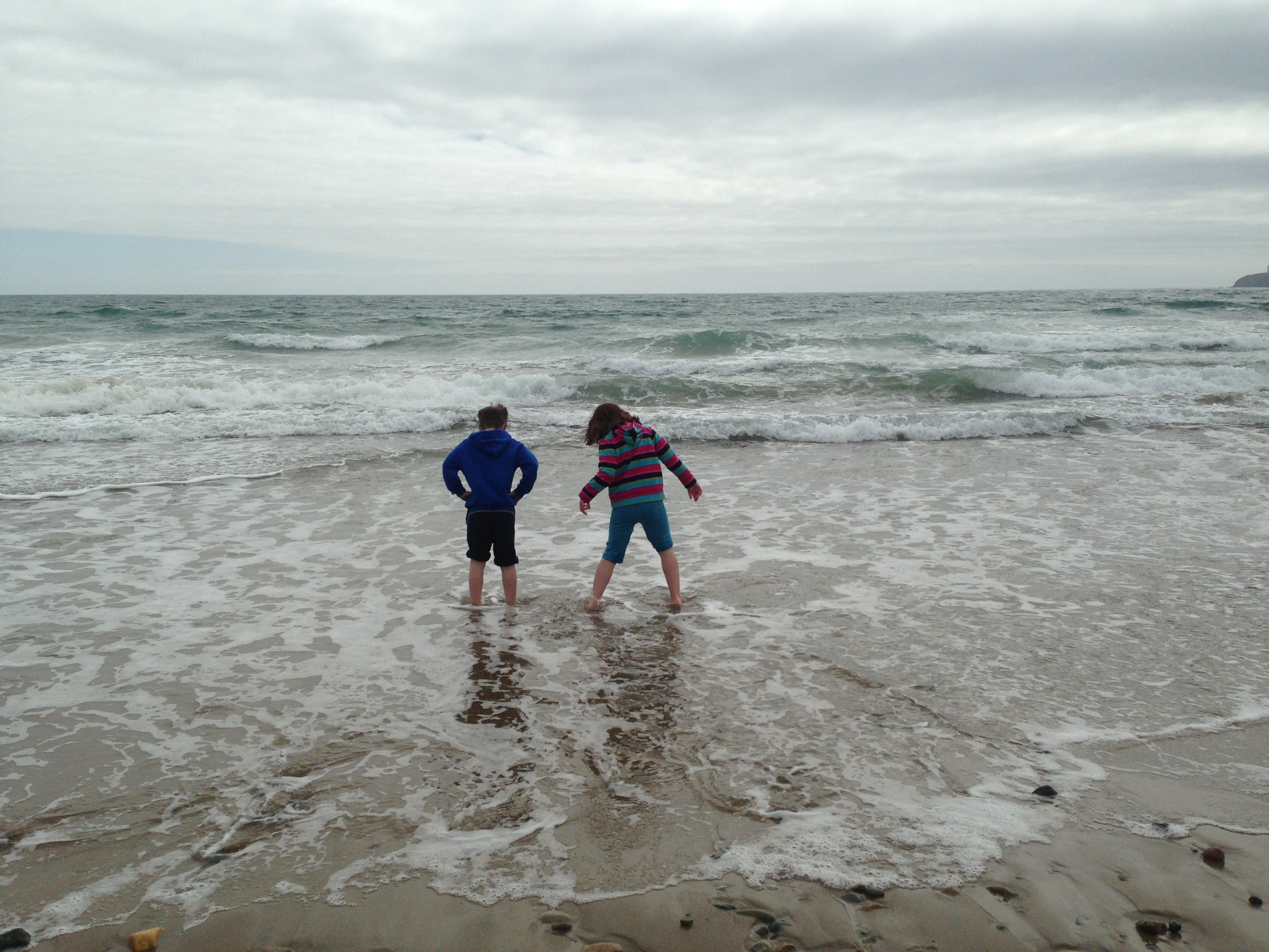 Tramore Beach May 2013