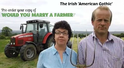 Pre-order your copy of 'Would you marry a farmer?' by Lorna Sixsmith aka Irish Farmerette
