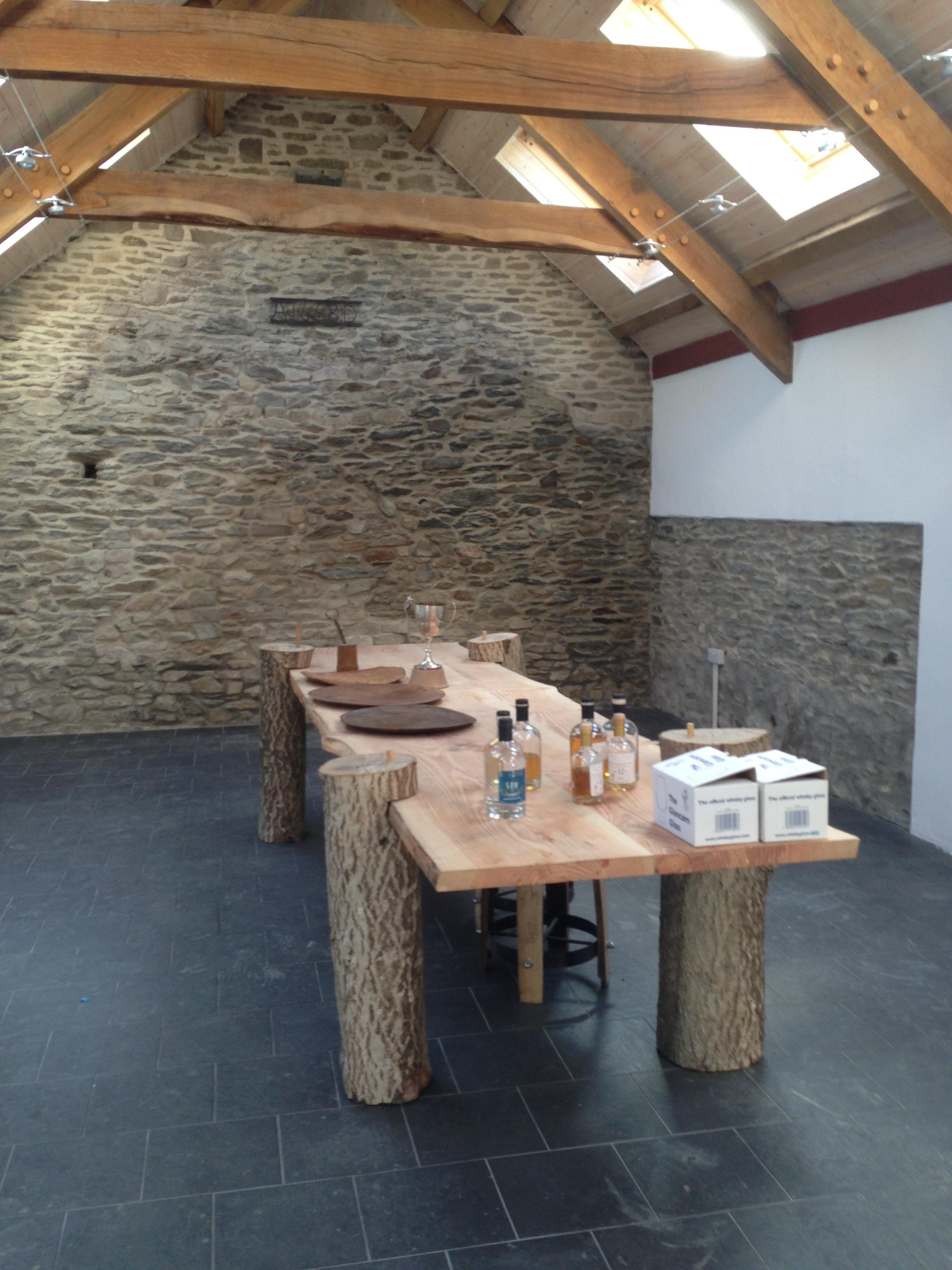 Wales Distillery