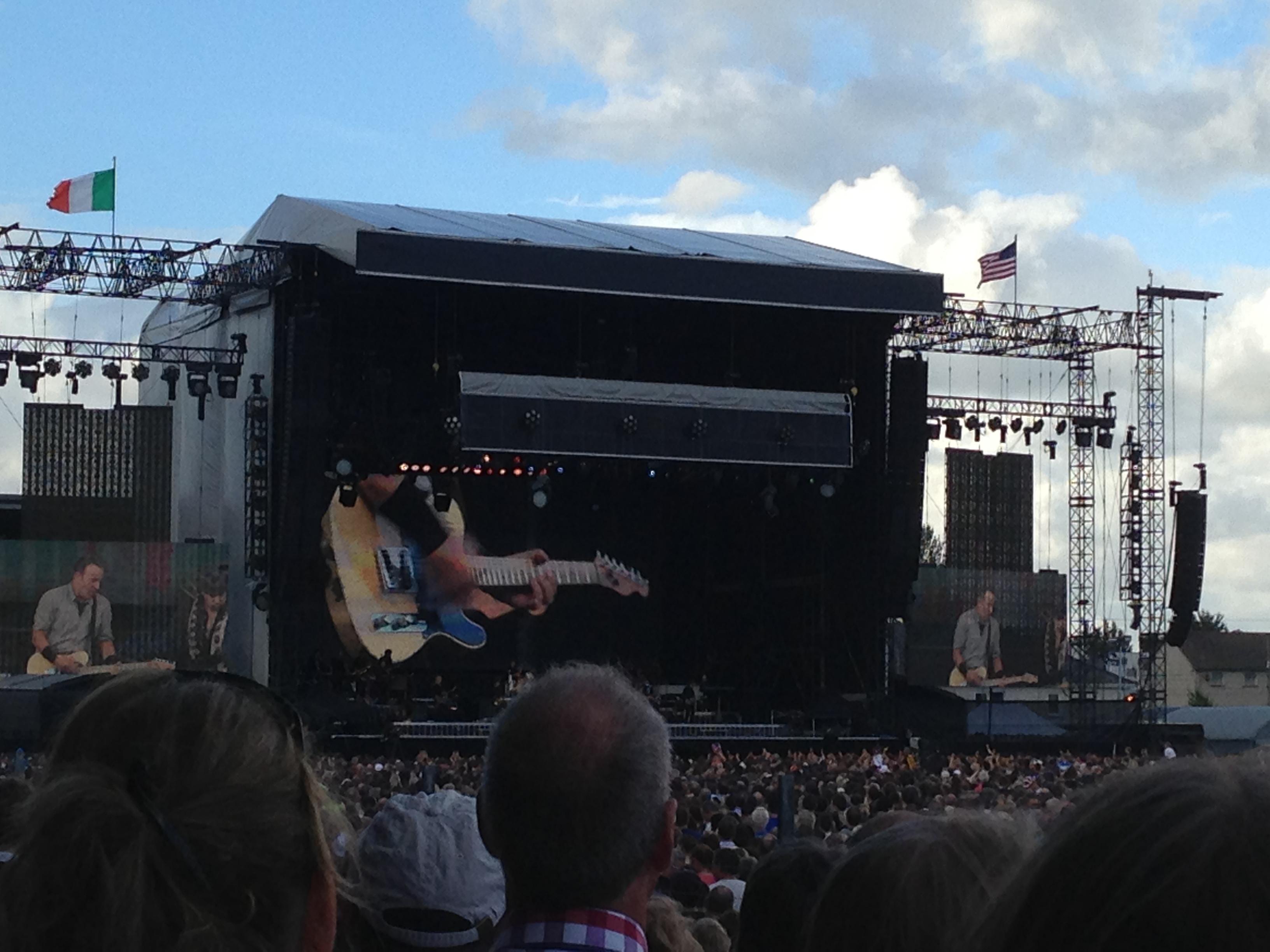 Bruce Springsteen concent