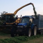 Feeding Silage Contractors: Tips from an Irish Farmerette