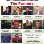 Busy weekend – farmer wants a wife, blog awards …