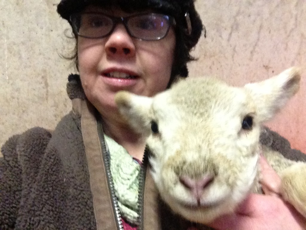 #felfie with Daisy