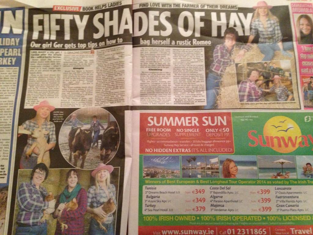 50 Shades of Hay - Farm Wife Training