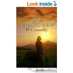 Friday Book Review: The Priest's Wife. Plus an interview with author PJ Connolly