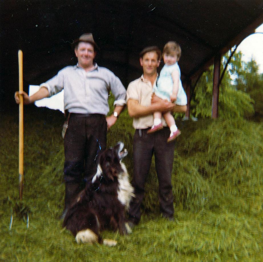 Farming in 1972