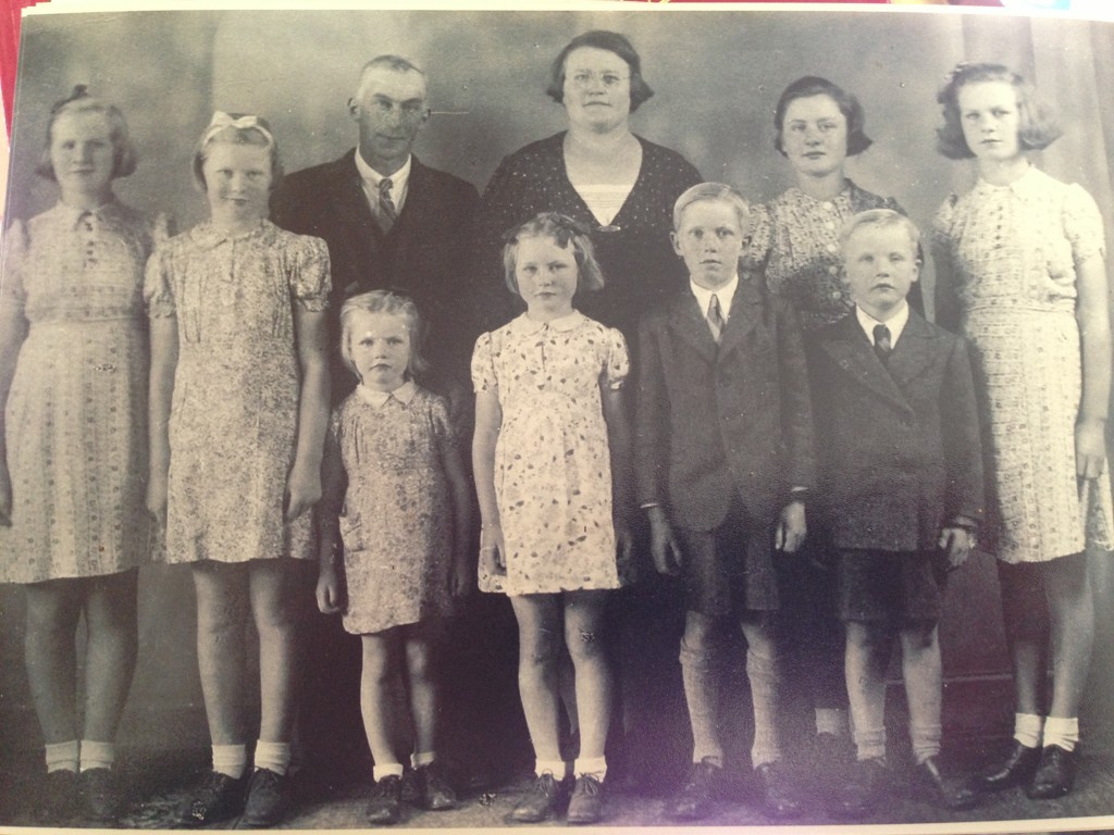 Sixsmith Family