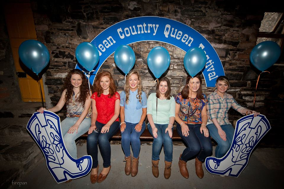 Blue Jeans Country Queen festival