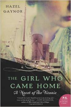 The girl who came home - book review
