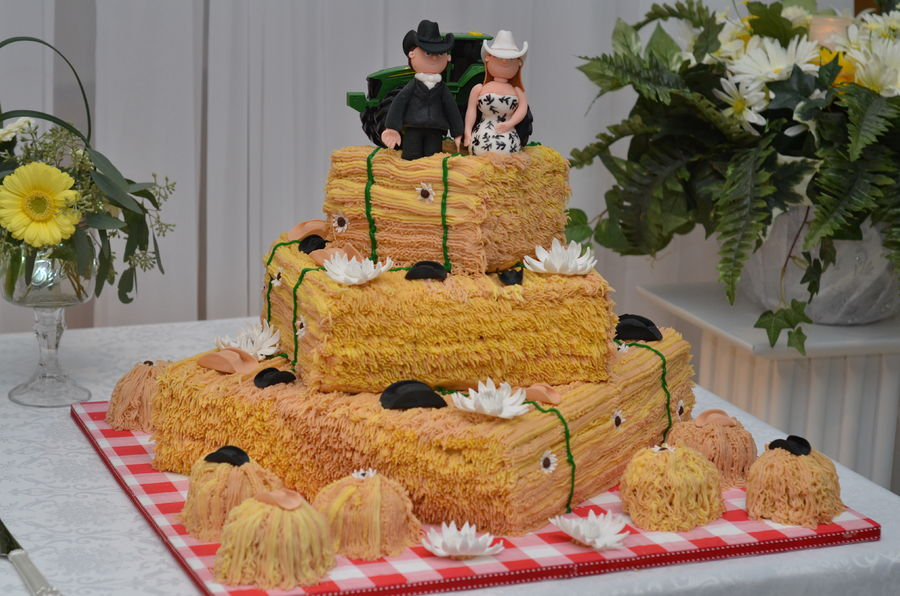 10 Farm Wedding Cakes Lorna Sixsmith