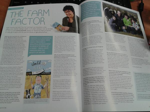 The Farm Factor Tangible Magazine