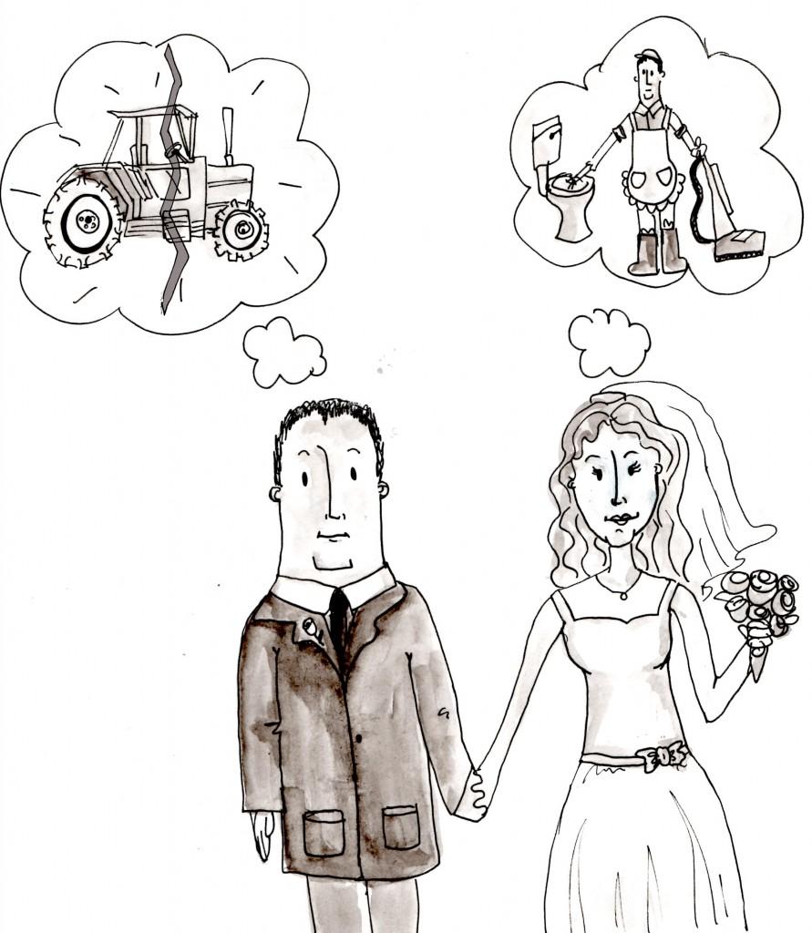 I married a farmer