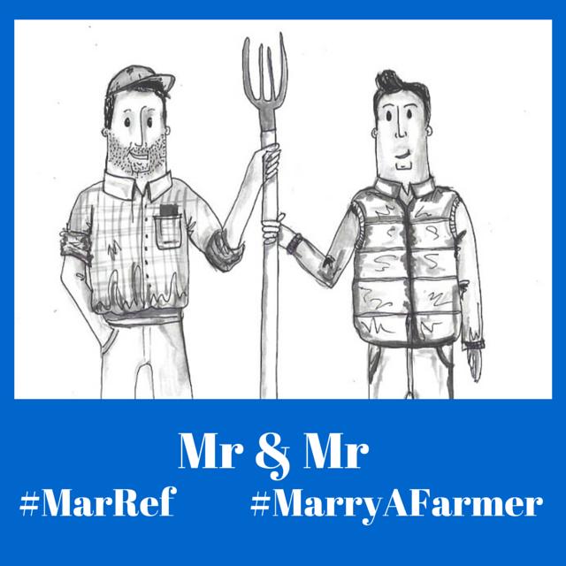 Mr & Mr Farmer