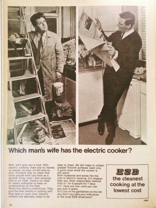 1960s electric cooker