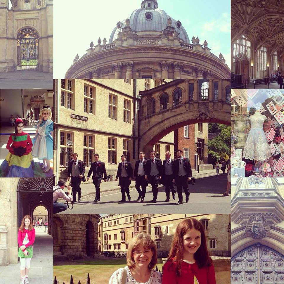 Our day in Oxford