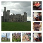 Cheese Making, Birr Castle, Seven O'Clock Show and Birthdays
