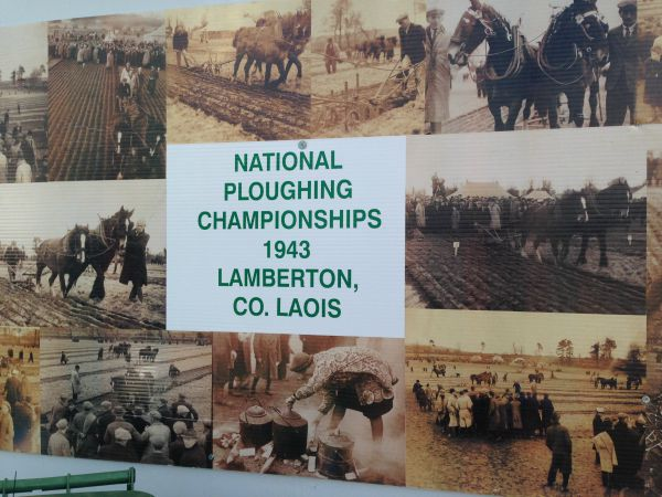 National Ploughing Championships 1943