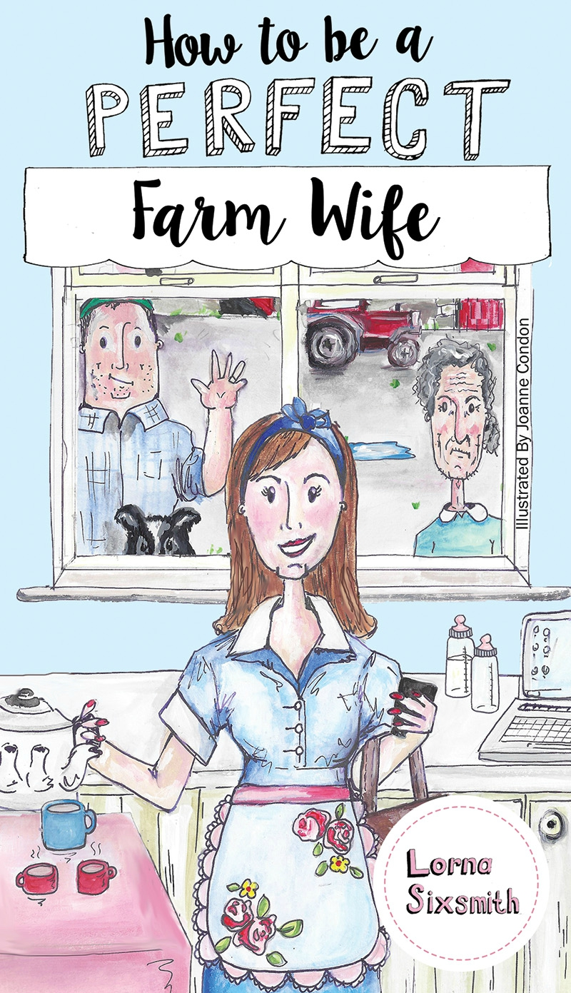 Perfect Farm Wife Front Cover