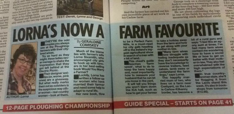 Sunday World Perfect FArm Wife