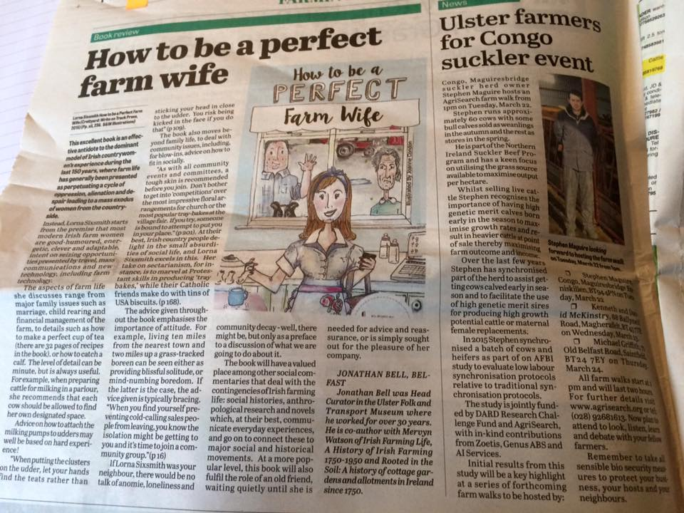 review by Jonathan Bell in Farming Life