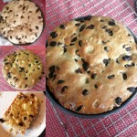 Homemade barm brack