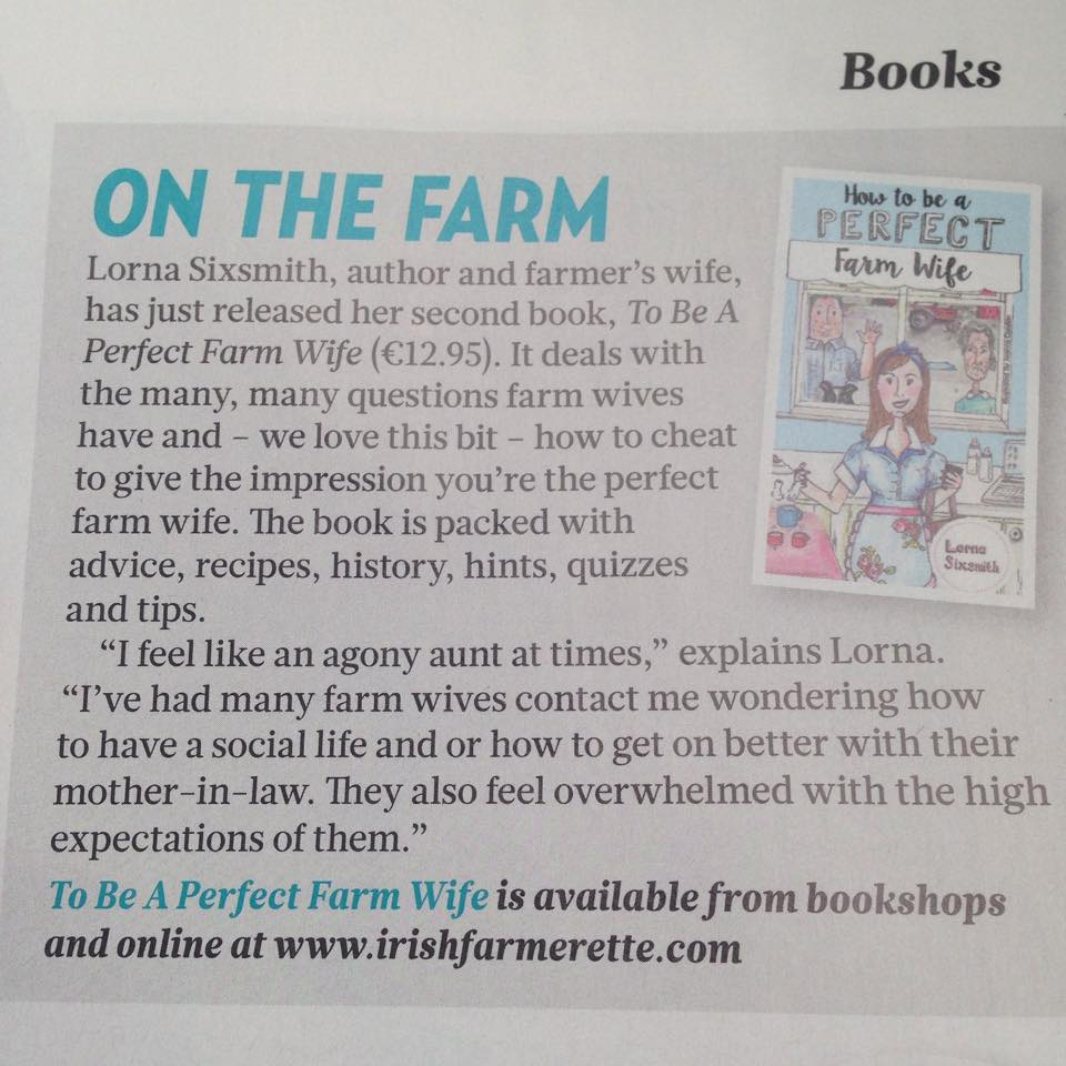 Perfect Farm Wife Woman's Way