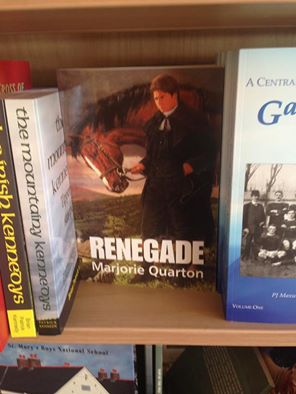 Renegade on shelf