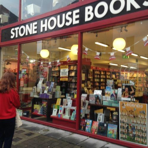 Stone house books