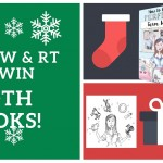 Win Both Books on the 7th Day of Christmas