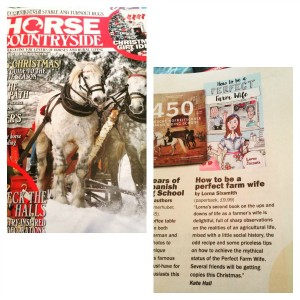 Review of Perfect Farm Wife in Horse and Countryside