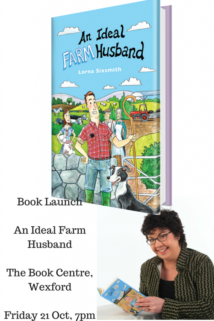 Book Launch of An Ideal Farm Husband - do come along if you can