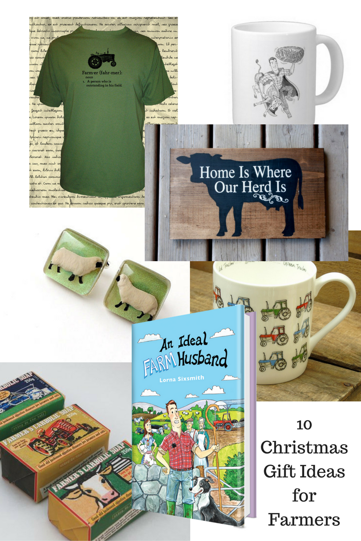 Christmas Gift Ideas.Ten Christmas Stocking Gift Ideas For Farmers Lorna Sixsmith