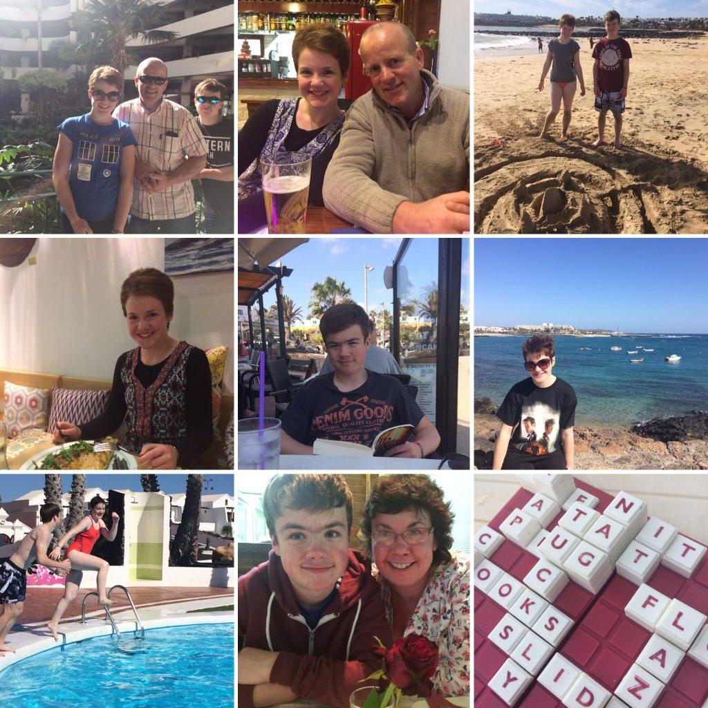Holidays in Lanzarote