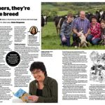 NFU magazine feature piece