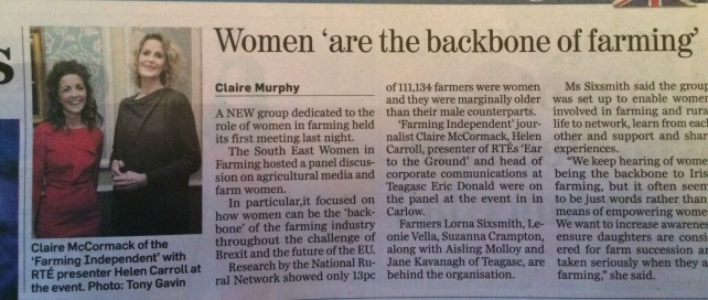 South East Women in Farming - Farming Independent