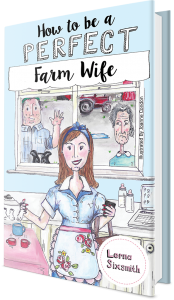 book cover perfect farm wife