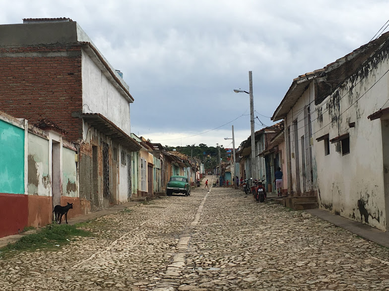 Trinidad side street