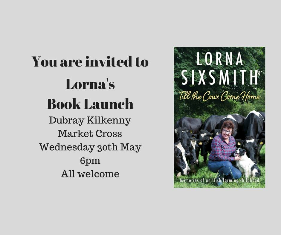 Book launch Till the cows come home
