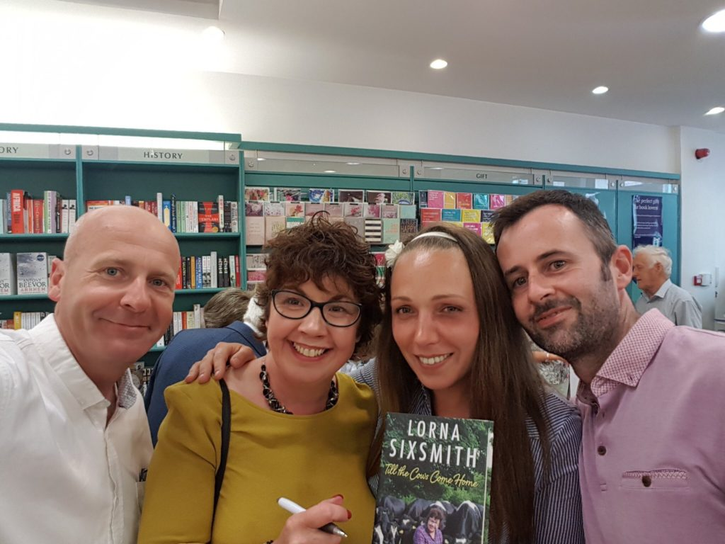 Book launch: Till the Cows Come Home