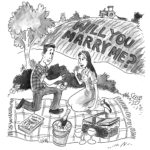 Marriage Proposal Farmer Style