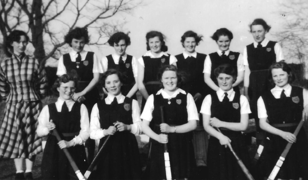 Hockey Team 1955