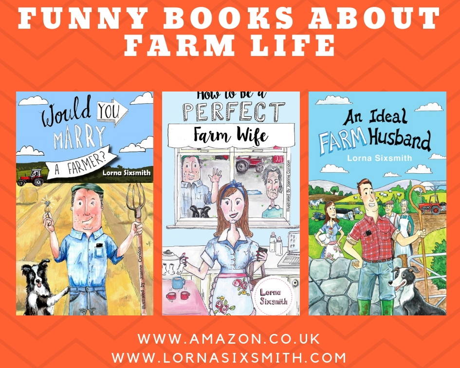 Funny Books about farm Life