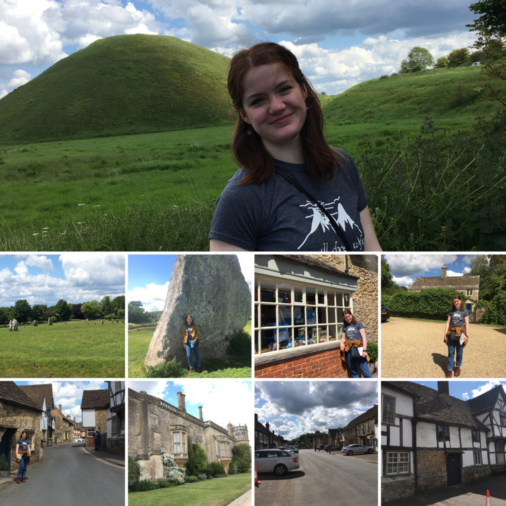 Avebury, Silbury Hill and Lacock
