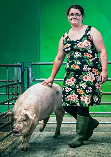 Women in Farming - Photography by Billie Charity